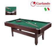 Garlando Virginia 6 Ft Pool / Billiard | Tip Top Sports Malta | Sports Malta | Fitness Malta | Training Malta | Weightlifting Malta | Wellbeing Malta