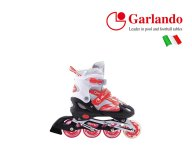 Garlando Firewheel Red Inline Skates | Tip Top Sports Malta | Sports Malta | Fitness Malta | Training Malta | Weightlifting Malta | Wellbeing Malta