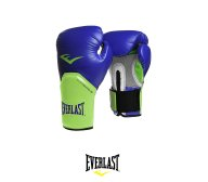 Everlast Pro Style Elite Training Gloves Blue/Green | Tip Top Sports Malta | Sports Malta | Fitness Malta | Training Malta | Weightlifting Malta | Wellbeing Malta